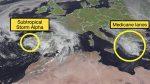 Alpha: la rara tempesta sub tropicale in arrivo sull'Europa