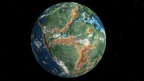 Dove si trovava la tua città 750 milioni di anni fa? La risposta in una mappa interattiva