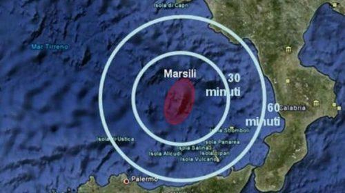 Terremoto Marsili: scossa nel cuore del Tirreno