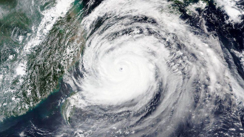 Corea: il tifone Haishen potrebbe essere il più potente della storia