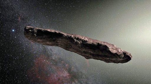 Spazio: l'asteroide alieno Oumuamua si compone di polvere di stelle. La scoperta degli scienziati