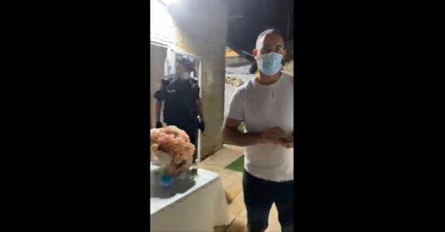 COVID-19: Polizia irrompe durante festa di matrimonio: feriti agenti ed invitati