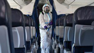 USA: trentenne affetta da coronavirus muore in aereo durante il decollo