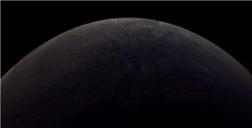 Spazio: ecco cosa vedremmo sorvolando Giove