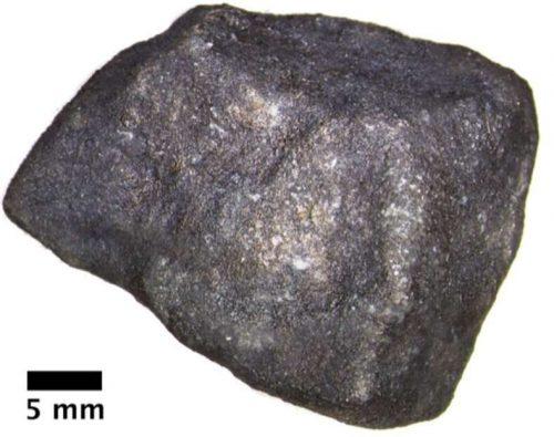 Un meteorite con 'composti organici alieni' potrebbe aiutare a capire l'origine della vita