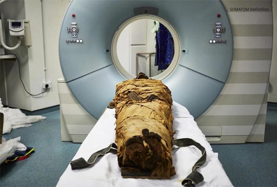 Un team di scienziati ha riprodotto la voce di una mummia
