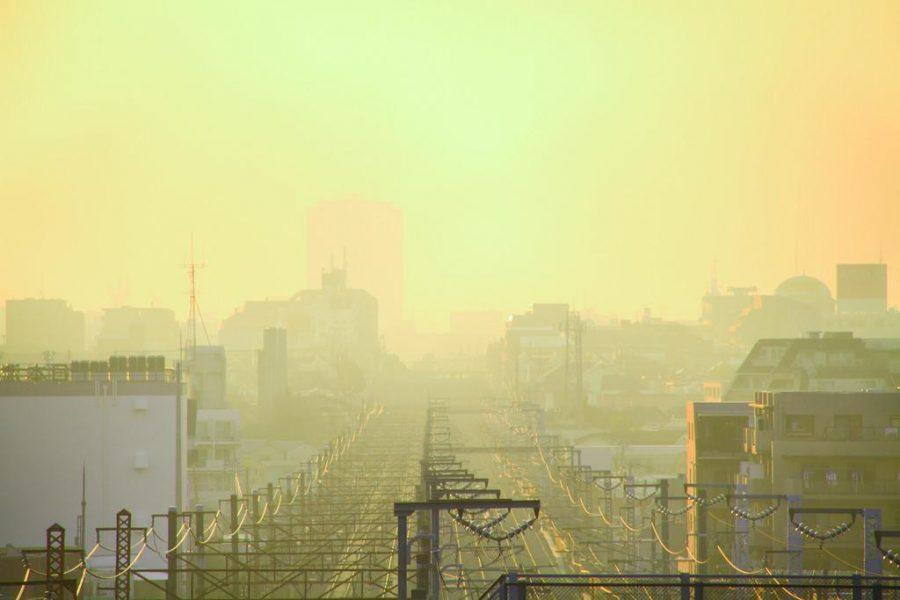 Corea: una nube gialla dalla Cina preoccupa le autorità