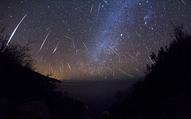 Spazio: si avvicina il picco delle Orionidi, le meteore d'autunno