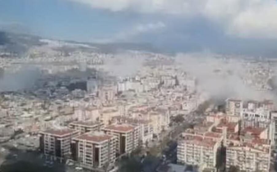 Terremoto Grecia: tsunami colpisce il Dodecaneso e le coste turche