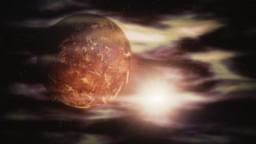 Un altro segno di vita su Venere? Scoperte tracce di glicina in atmosfera