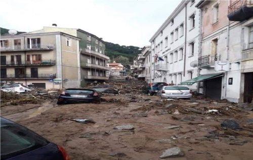 Maltempo Sardegna: alluvione travolge il Nuorese. Tre morti e un disperso a Bitti