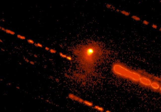 Astronomia: individuato un raro 'centauro' nello spazio