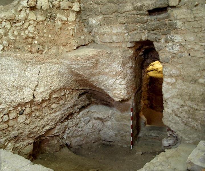Nazareth: scoperta la casa di Gesù. É nelle profondità di un Convento