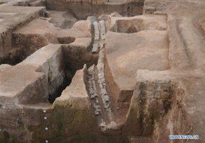 Cina: emergono i resti di imponente città risalente a 4.000 anni fa