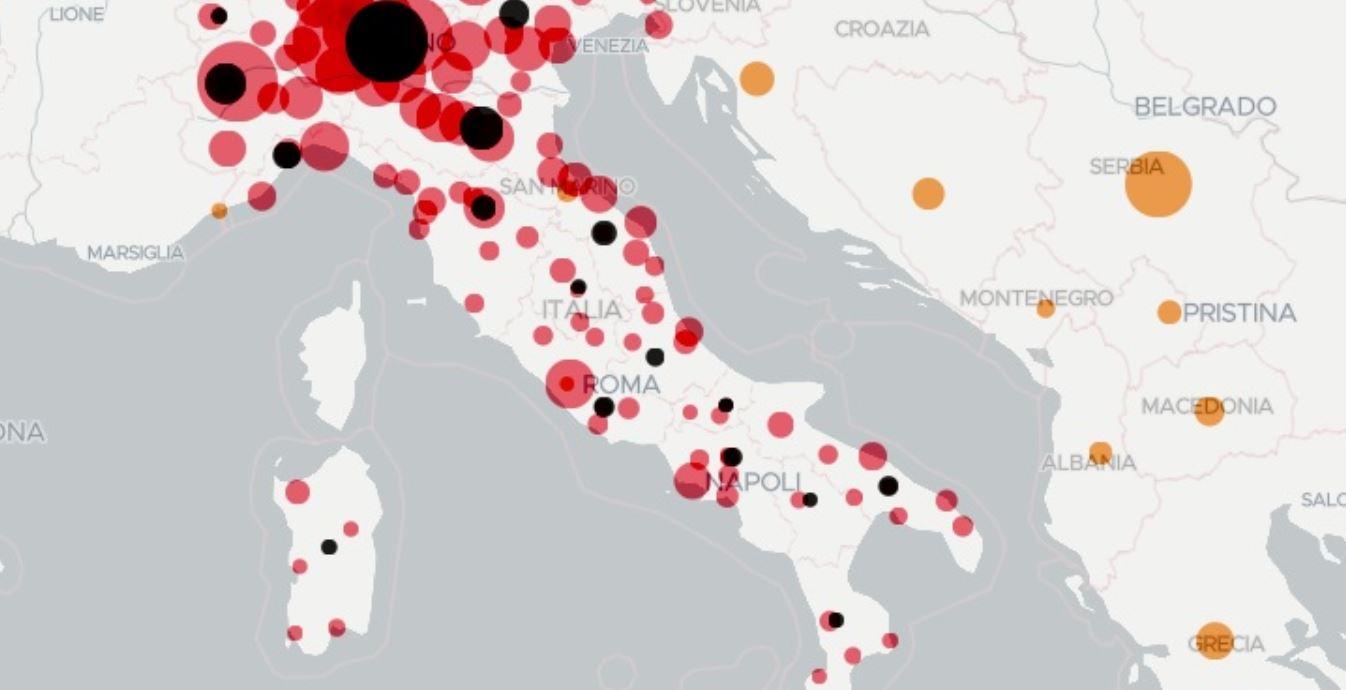 """Covid, la Cina """"accusa"""" l'Italia di essere il paese d'origine: """"Non siamo stati noi"""""""