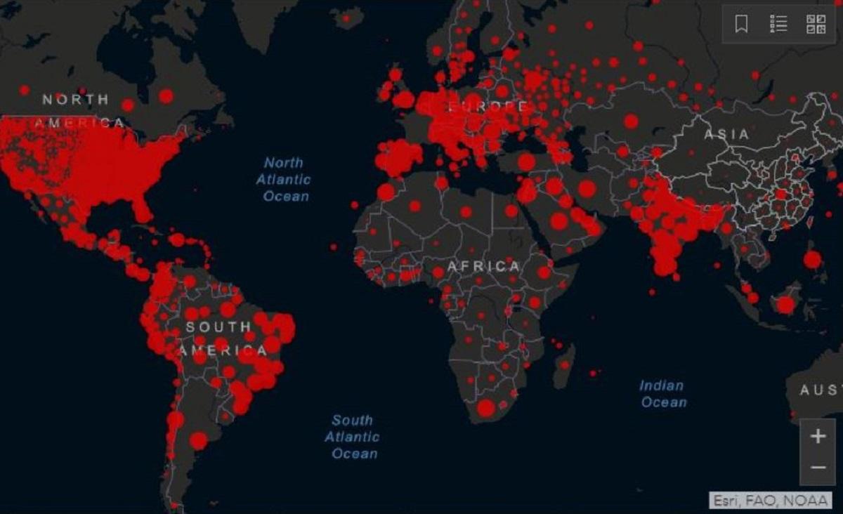 Covid, casi in aumento in Europa: quali sono gli stati più colpiti