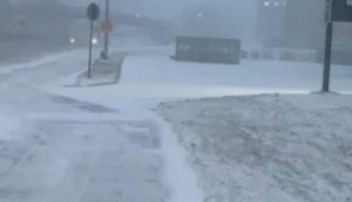 Islanda: ciclone 'bomba' dall'Oceano. Onde di oltre 15 metri e venti record