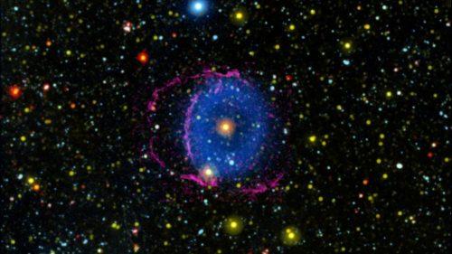 Spazio: scoperto il 'mistero' della Nebulosa 'Anello Blu'