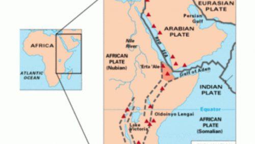 Disgregazione continentale: l'Africa si frammenterà e nascerà un nuovo oceano