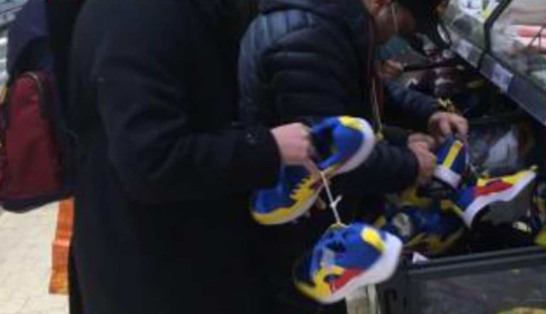 Il fenomeno delle scarpe Lidl: esaurite in 24 ore, in vendita sul web a prezzi folli