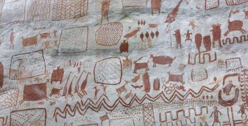 """Scoperta la """"Cappella Sistina degli antichi"""": 13 km di incisioni rupestri di 12mila anni"""