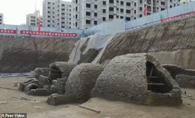 Cina: strane tombe piramidali scoperte nelle profondità di Dezhou