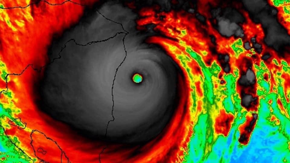 Iota è stato l'uragano più potente a colpire la Colombia