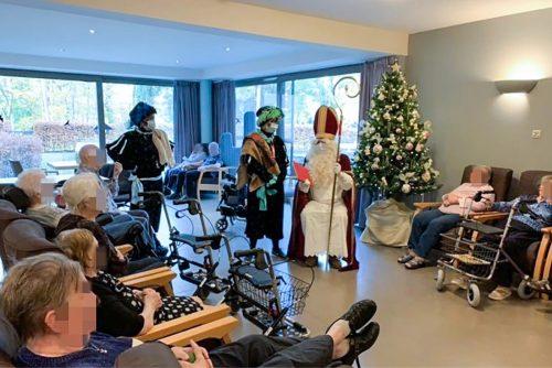 Belgio: almeno 18 morti di COVID in casa di cura dopo la visita di 'Babbo Natale' positivo