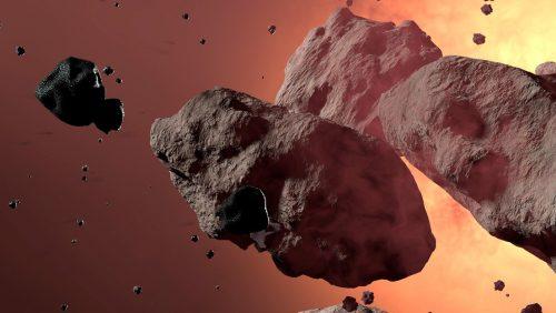 Spazio: ben sette asteroidi sfiorano la Terra