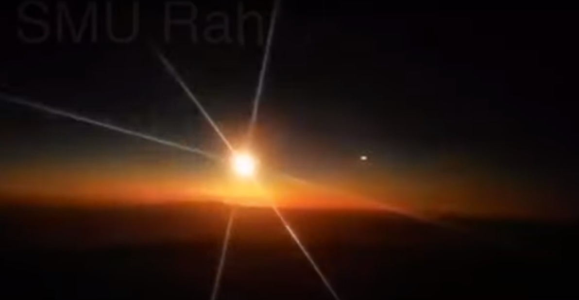 Cina: bolide luminoso nel cielo Qinghai. Il video