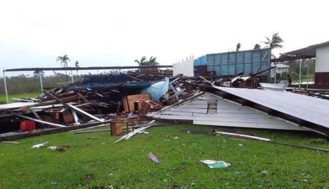 Ciclone Yasa, isole Fiji in ginocchio: interi villaggi rasi al suolo, due morti