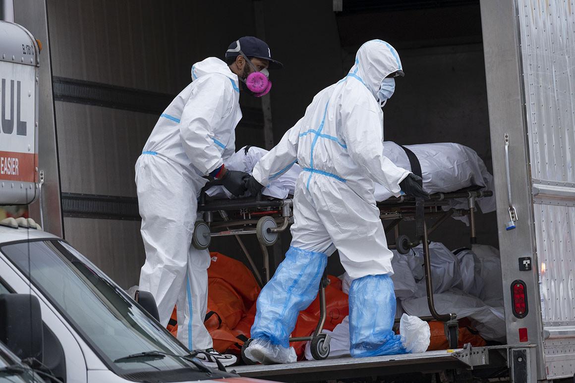 In Italia: oltre 700mila morti nel 2020. Mai così tanti dalla Seconda Guerra Mondiale