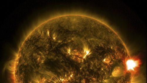 Spazio: una nube di plasma 'da record' ha raggiunto la Terra