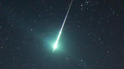Geminidi: questa notte lo sciame meteorico più luminoso dell'inverno