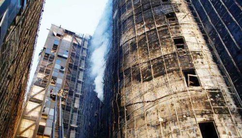 Scoppia devastante incendio in un ospedale Covid: morti 8 pazienti