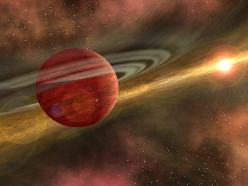 Spazio: Hubble scopre un pianeta gigantesco 'simile' al misterioso Pianeta 9