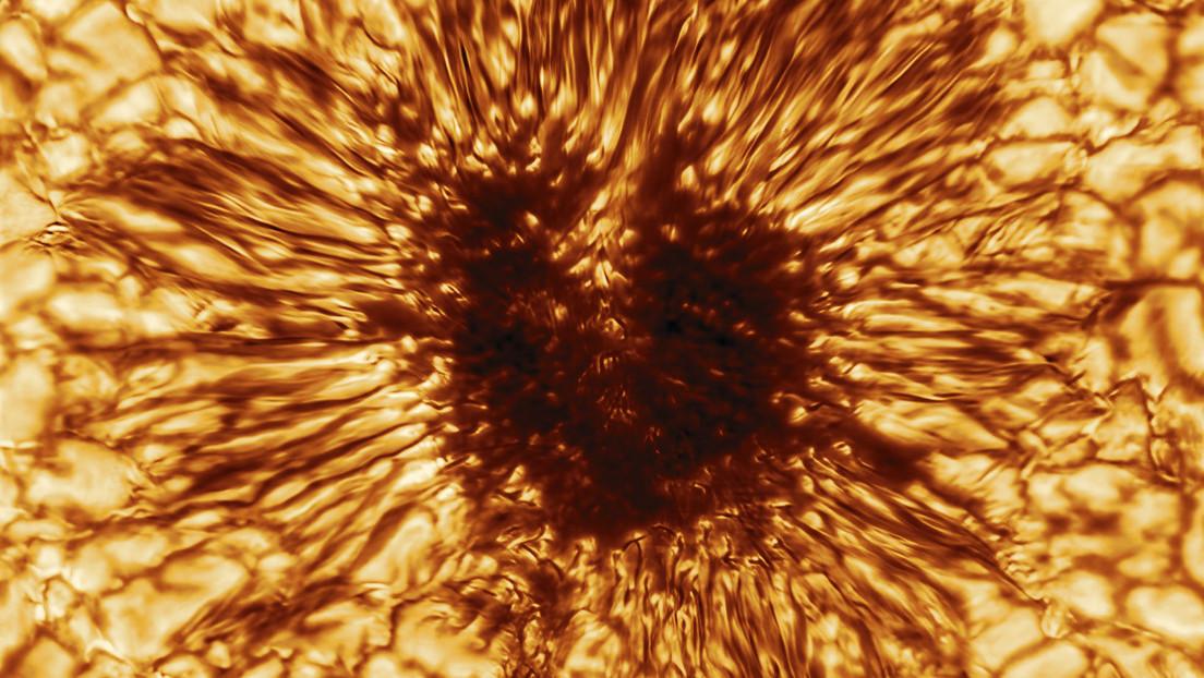 Spazio: realizzata l'immagine più dettagliata di sempre di una macchia solare