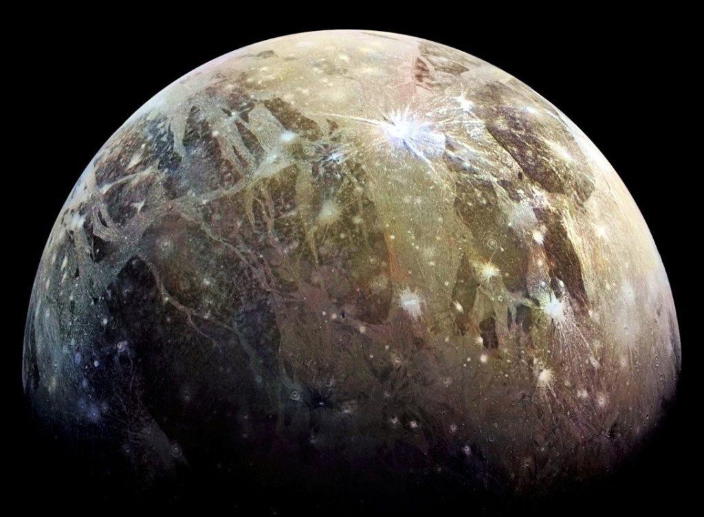 Spazio: la NASA registra un segnale radio dalla luna di Giove Ganimede