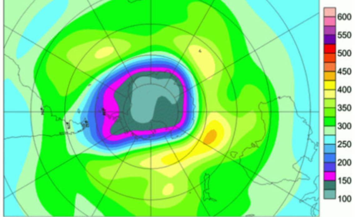 """L'annuncio dell'Omm: """"Il buco dell'ozono in Antartide si è chiuso"""""""