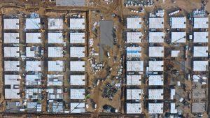 Coronavirus: la Cina costruisce nuovi ospedali in tempi record