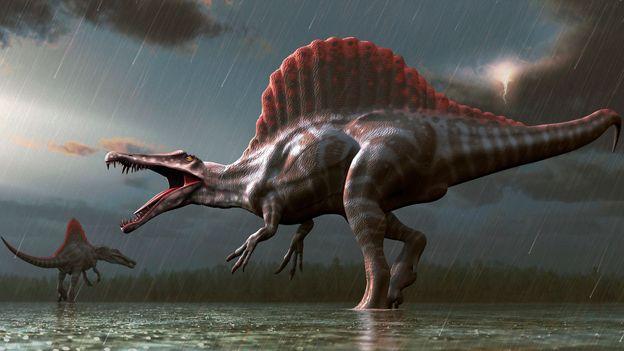 Ecco come i dinosauri potrebbero aver raggiunto la Luna e Marte