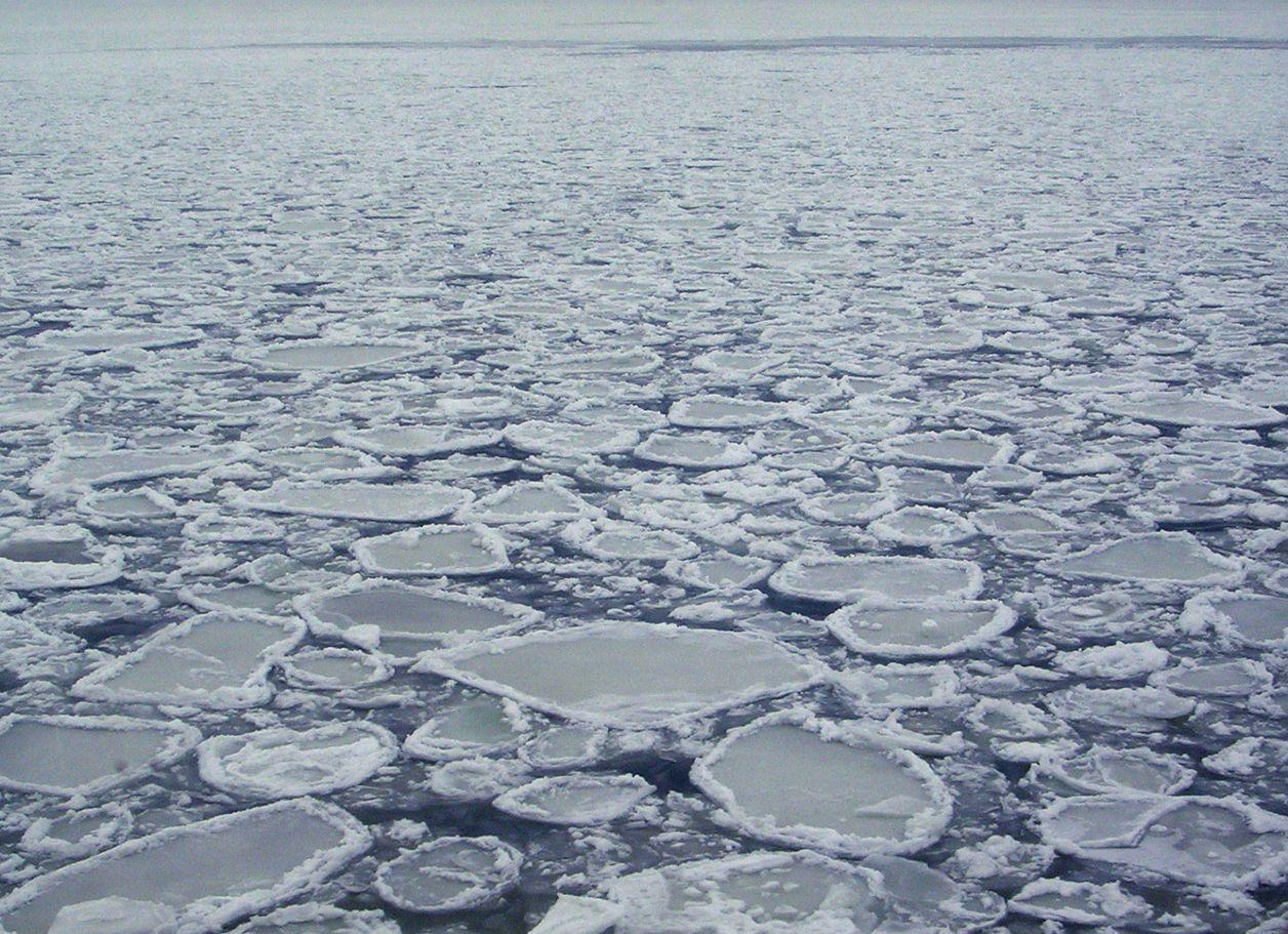 Freddo record in Scandinavia: si ghiaccia il mare sulle coste