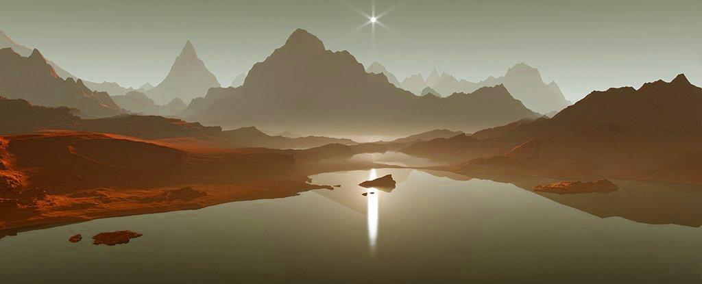 Spazio: su Titano un lago di metano profondo oltre 100 metri