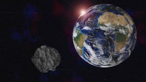 La 'mini luna' 2020 SO sta per lasciare l'orbita terrestre