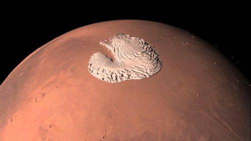 Spazio: i poli di Marte si spostano senza una spiegazione plausibile