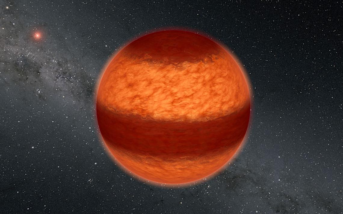Spazio: due nane brune simili a Giove a poca distanza dalla Terra