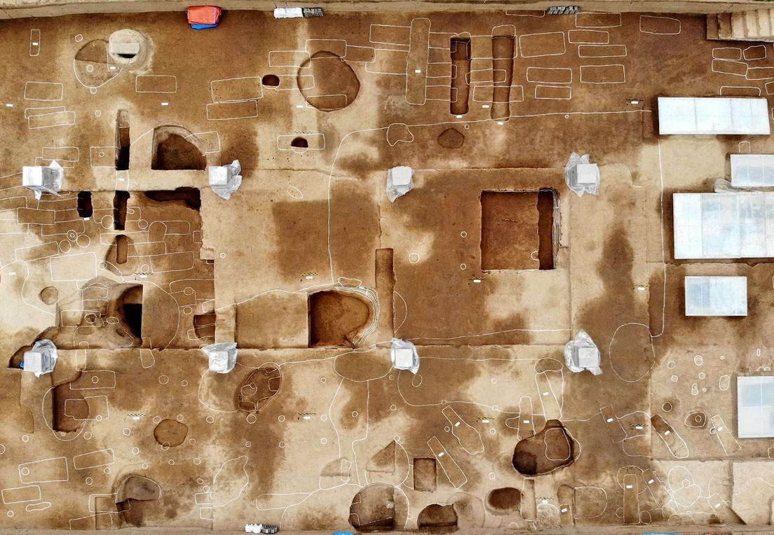 Scoperto il più antico palazzo cinese. Ha 5.300 anni