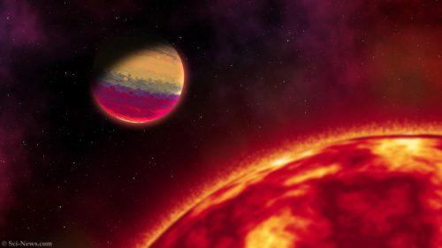 Spazio: scoperto HAT-P-68b, il pianeta gigantesco intorno ad una stella nana