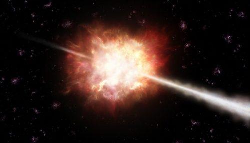Spazio: scoperta gigantesca esplosione di raggi gamma. É la più vicina mai registrata