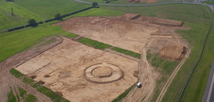 Inghilterra: scoperte oltre 150 tombe e 3.000 oggetti funerari di epoca anglosassone